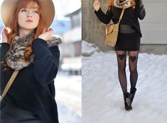 Two hearts, both for you. (by Alina K.) http://lookbook.nu/look/3060469-Two-hearts-both-for-you