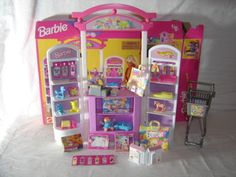 Want!: 1998 Barbie Toy Store Playset by Mattel with Box | eBay