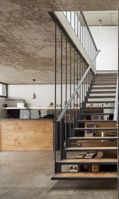 Gallery of Office & House Luna / Hitzig Militello Arquitectos - 7