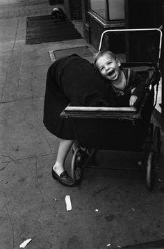 Les choix d'Henri Cartier-Bresson - New York, 1940 © Helen Levitt