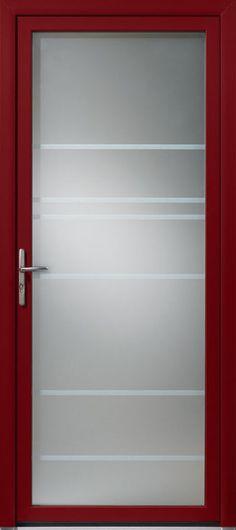 porte d 39 entr e en bois exotique clair zilten mod le chalons avec imposte vitr e porte pinterest. Black Bedroom Furniture Sets. Home Design Ideas
