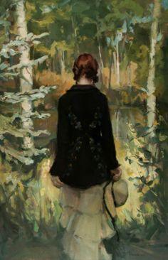 Johanna Harmon - 'The Clearing'