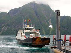 Witaj królu, czyli fiordy Norwegii, albo gdzie góry spotykają się z morzem