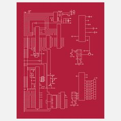 Nintendo by graphic designer Tony Rodono and his wife Kate established City Prints