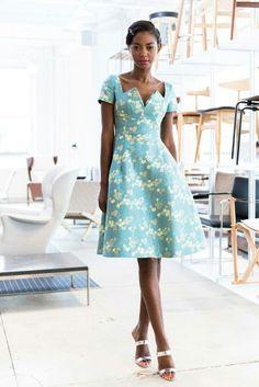Barbara Tfank Spring 2015 Ready-to-Wear