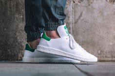 adidas Brings Primeknit Construction to the Stan Smith BOOST. Adidas  Trainers MensNike ... d2b831747