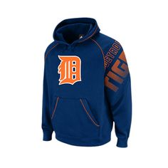 Detroit Tigers Preschool Home Run Pullover by adidas