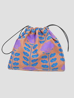Linen Bag, Denim Bag, Small Leather Goods, Cute Bags, Reusable Bags, How To Dye Fabric, Violet, Look Fashion, Canvas Tote Bags