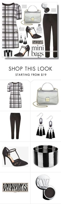 So Cute: Mini Bags by amartinez-m on Polyvore featuring Dorothy Perkins, Furla, Lucky Brand, Curvy Chic, Kjaer Weis, Judith Leiber and minibags
