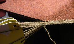 Väv kantband till filtar o dyl