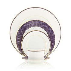 Waterford Lismore Diamond Lapis 5-Piece Place Setting - Bloomingdale's Exclusive | Bloomingdale's