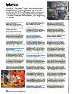 IPLAYCO InterGame Aug2013 Article | Flickr - Photo Sharing! Outdoor Play Structures, The Great Escape, Outdoor Playground, Indoor Play, Play Spaces, Creative Play, Training Center, Custom Design, Branding