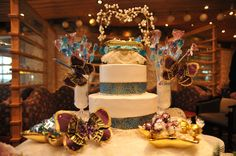 Carnival Cruise Wedding Cake