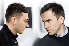 Hedi Slimane and Raf Simons - will they user in a new era in fashion? via @WWD #mustread