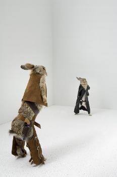 Michael Parekowhai - Roebuck Jones and the Cuniculus Kid Auckland Art Gallery, New Zealand Art, Maori Art, European Paintings, Large Art, Sculpting, Contemporary Art, Sculptures, Enchanted
