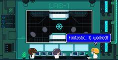 Pixel art gamedev, animated