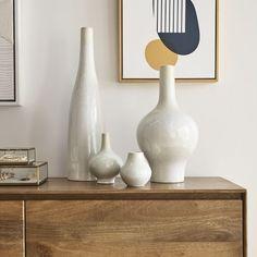 Large Floor Vase, Floor Vases, Colored Glass Vases, Vase With Lights, Urn Vase, Metal Vase, White Vases, Blue Vases, Wood Bowls