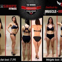 Cheryl's Intershape Transformation Fitness Transformation, Cheryl, Work Hard, Bikinis, Swimwear, Healthy Living, Bathing Suits, Swimsuits, Working Hard