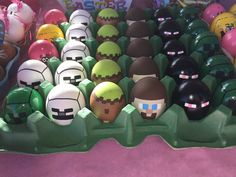 Easter Hunt, Easter Party, Easter Projects, Easter Crafts, Easter Ideas, Minecraft Easter Eggs, Easter Hat Parade, Easter Egg Designs, Easter 2018
