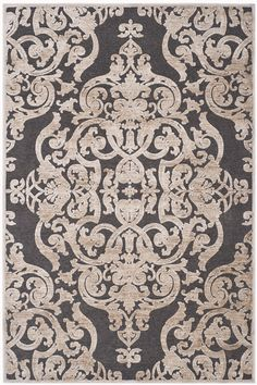 Made in Belgium - Paradise collection - chenille loop & cut pile for a high-low/carved pattern texture