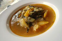 #Suppe #kürbis #zucchini #pumpkin #soup #herbst #rezept #kochen