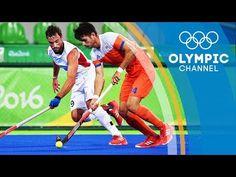 Hockey: ¿Cómo Pegarle A La Pelota Para Marcar? | Olympians' Tips - YouTube
