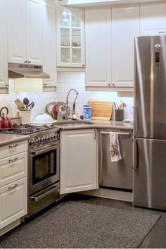 The Small Kitchen Appliance Storage Ideas Kitchen 2016, Kitchen Planner, Nice Kitchen, Kitchen Ideas, Kitchen Decor, Kitchen Contemporary, Kitchen Modern, Rustic Kitchen, Country Kitchen