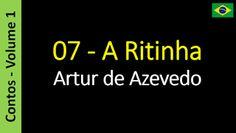 Artur de Azevedo - Contos: 07 - A Ritinha