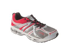 Slazenger Cooper Grey Silver   Red Sport Running Shoes - Flat 65% OFF 6595c7fb4