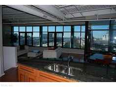 HR's Least Expensive House Pick of the Week- Own 3 Bdr Penthouse Suite in the Rotunda w/ Air BNB Potential w/ Views of Norfolk Skyline for around $1,000 per Month!