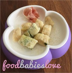 Ricotta Dumplings - Food Babies Love