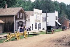 Fort Edmonton, Edmonton Alberta. If I lived there, I would buy a season pass. It's great!