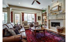 Beautiful fireplace and windows!  IrvineHomeBlog.com ༺ℬ༻ #Irvine #RealEstate #FirePlace