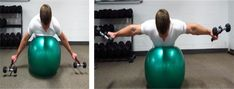 Here are some traditional exercises that are improved by using The Pronator. Try these exercises for yourself or with your patients and feel the difference. Sagittal Plane, Exercise Chart, Shoulder Raises, Resistance Tube, Rotator Cuff, Stability Ball, Biceps