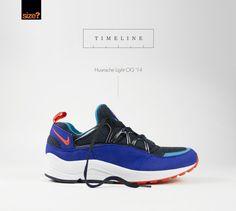 size 40 bb1db a71ff Nike Air Huarache Light OG Ultramarine Nike Air Huarache, Sneaker Magazine,  Vans Sneakers,