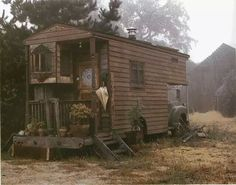 Homemade camper