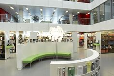 BCI | Gallery - Learning commons ideas