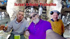 ISRAEL KIBUTZ TRABALHO