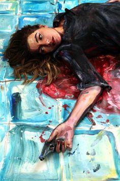 Alexa Meade Art