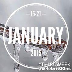 """""""#ThirdWeek #January #Enero #2015 A partir de vuestros """"Me gusta"""" os dejo, en 15"""", lo que más habéis destacado de la galería, publicado esta última semana.…"""""""