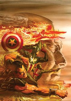 Human Torch: Invaders Now! #2