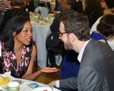 San Francisco Board of Supervisors members Malia Cohen and Scott Weiner share comments at the MLK2014 Labor and Community Breakfast.