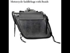 A new article about Saddlebags has been posted at http://motorcycles.classiccruiser.com/saddlebags/motorcycle-saddlebags-w-h-braids-good-review/