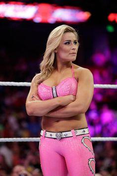 Natalya vs. Nikki Bella: photos