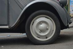 AB35 • Citroën 2CV AZL '57