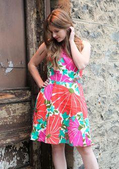 BY HAND LONDON'S FLORA DRESS | True Bias