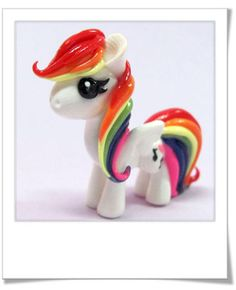 poney pâte polymere #FIMO                                                                                                                                                      Plus
