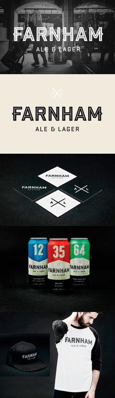 identity / farnham beer