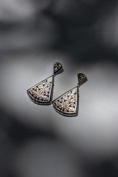 Enamel, Accessories, Collection, Fashion, Earrings, Moda, Vitreous Enamel, La Mode, Enamels
