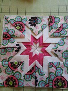 Amish folded star